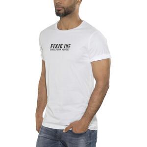 FIXIE Inc. Hero Shirt Herren weiß weiß