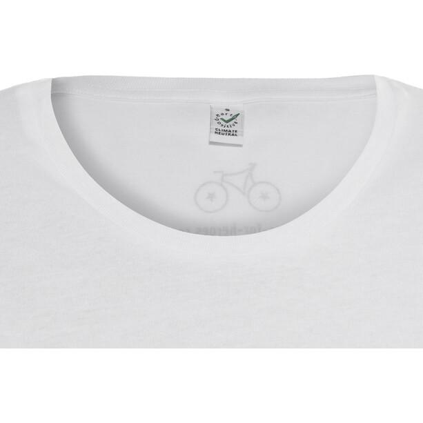 FIXIE Inc. Hero Shirt Women Damen white
