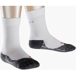 Falke RU4 Laufsocken Kinder white/mix white/mix