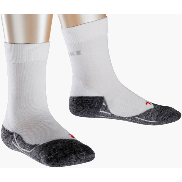 Falke RU4 Laufsocken Kinder white/mix