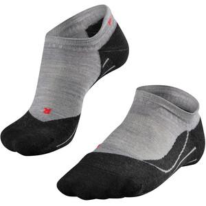 Falke TK5 Invisible Trekking Socken Herren grau/schwarz grau/schwarz