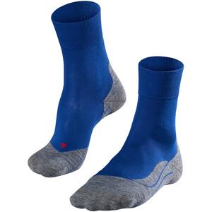 Falke RU4 Calcetines Running Hombre, azul/gris azul/gris