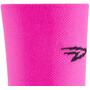 "DeFeet Aireator 5"" Double Cuff Socken d-logo/neon pink"