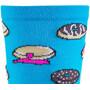 """DeFeet Aireator 6"""" Socken doughnut (blau)"""