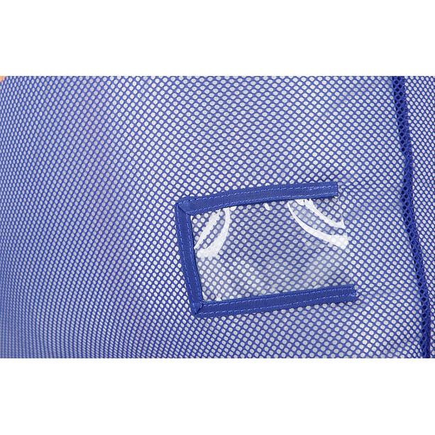 speedo Equipment Mesh Beutel 35l ultramarine/ fluo orange