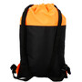 speedo Pool Bag 16L black/fluo orange