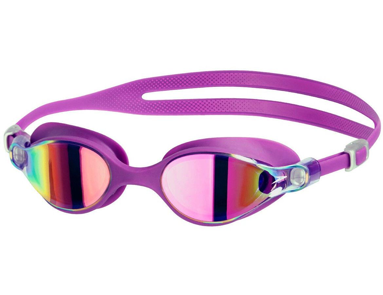 speedo Vengeance Mirror Goggle Ecstatic Pink/Violet/Silver 2018 Schwimmbrillen 51raybulor