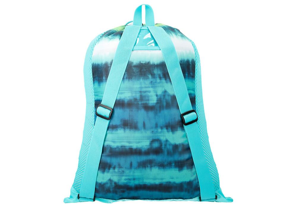 Speedo Deluxe Ventilator Bag 35l Blue Turquoise At
