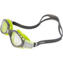 speedo Futura Biofuse Flexiseal Goggles lime/usa charcoal/clear