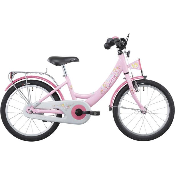 """Puky ZL 18-1 Fahrrad Alu 18"""" Kinder lillifee"""
