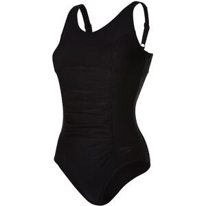 speedo Vivienne Clipback 1 Piece Badeanzug Damen black black