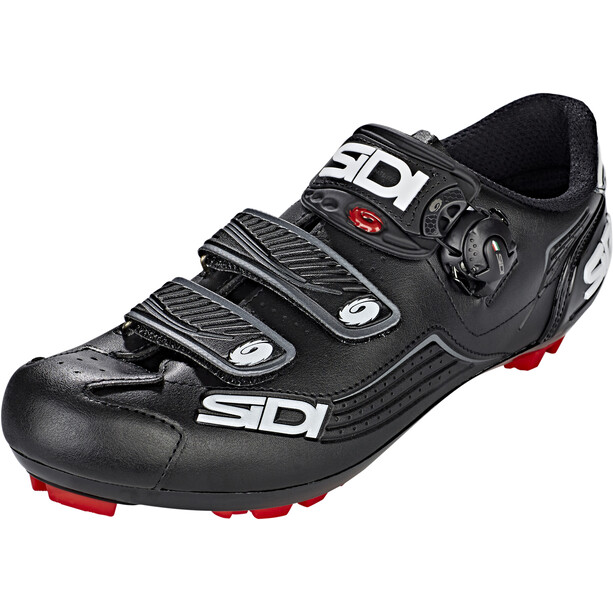 Sidi Trace Chaussures Homme, black/black
