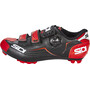 Sidi Trace Shoes Herr black/red