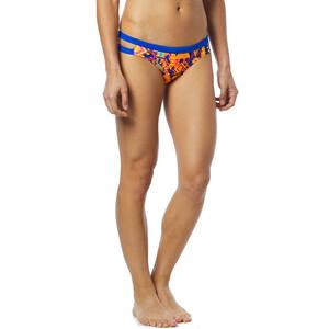 TYR Santa Ana Mini Bikinihose Damen blue/coral blue/coral