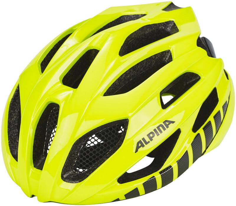Alpina Fedaia Helmet be visible 53-58cm 2018 Fahrradhelme