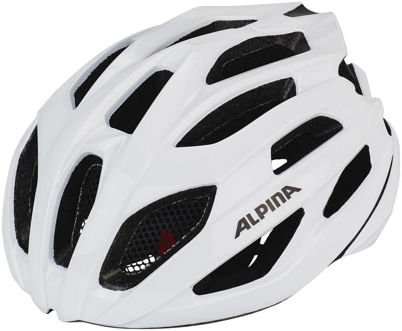 Alpina Fedaia Helmet white 58-63cm 2018 Fahrradhelme
