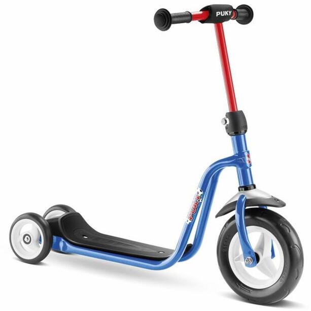 Puky R1 Luftbereifter Roller Kinder himmelblau