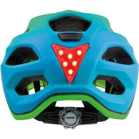 alpina carapax flash helmet junior green blue online bei. Black Bedroom Furniture Sets. Home Design Ideas