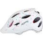 Alpina Carapax Helm Jugend white polka dots