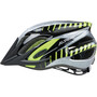 Alpina FB Jr. 2.0 Helmet Ungdomar black-steelgrey-neon