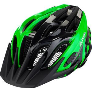 Alpina FB Jr. 2.0 Helm Jugend black-green black-green