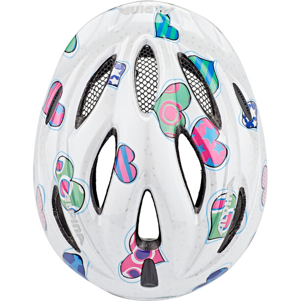 Alpina Gamma 2.0 Helm Kinder hearts