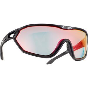 Alpina S-Way QVM+ Brille black matt black matt