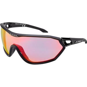 Alpina S-Way QVM+ Brille schwarz schwarz