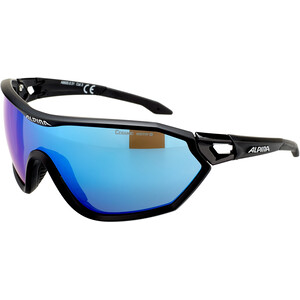 Alpina S-Way CM+ Glasses Svart Svart