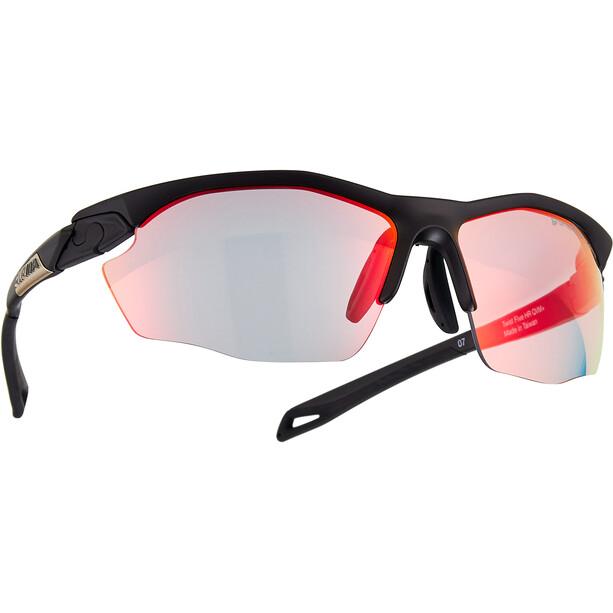 Alpina Twist Five HR QVM+ Cykelbriller, sort