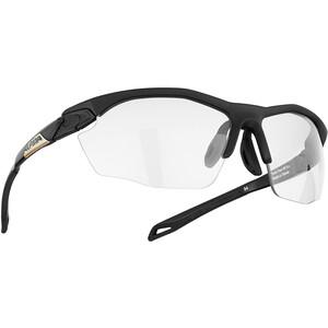 Alpina Twist Five HR VL+ Okulary rowerowe, czarny czarny