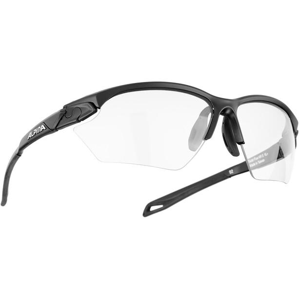 Alpina Twist Five HR S VL+ Brille schwarz
