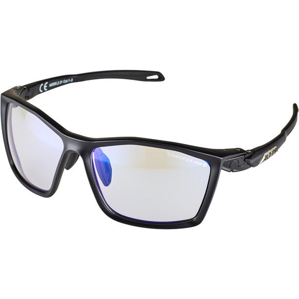 Alpina Twist Five VLM+ Glasses black matt