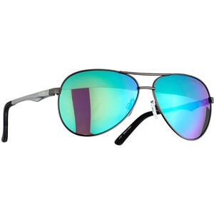 Alpina A 107 Brille grau/schwarz grau/schwarz
