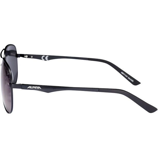 Alpina A 107 Brille black matt