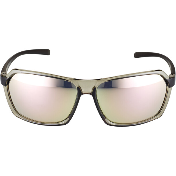 Alpina Finety Brille transparent-grey