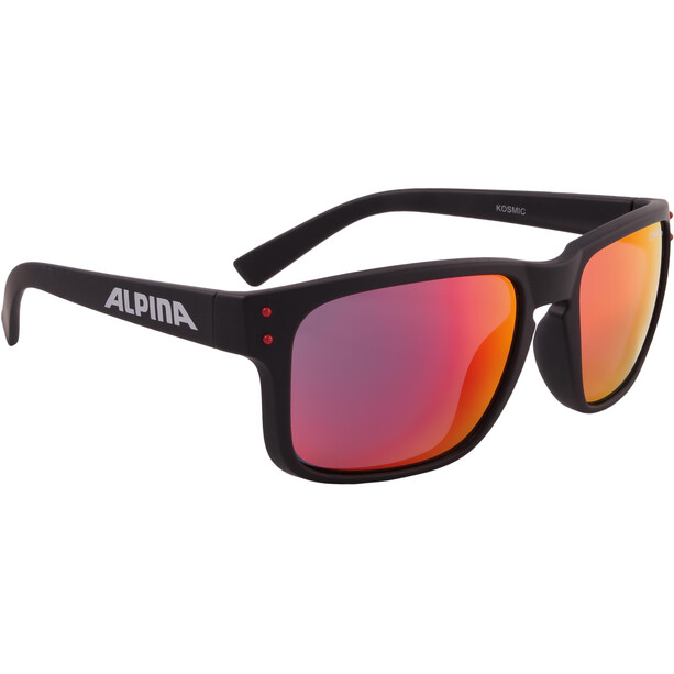 Alpina Kosmic Promo Brille black matt