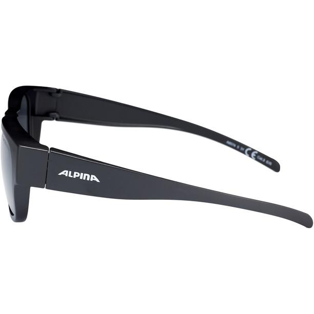 Alpina Overview II P Brille black matt