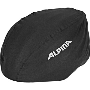 Alpina Multi-Fit-Raincover Svart Svart