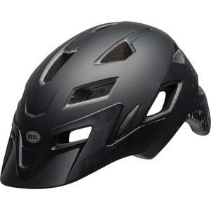 Bell Sidetrack Helm Kinder matte black/silver matte black/silver