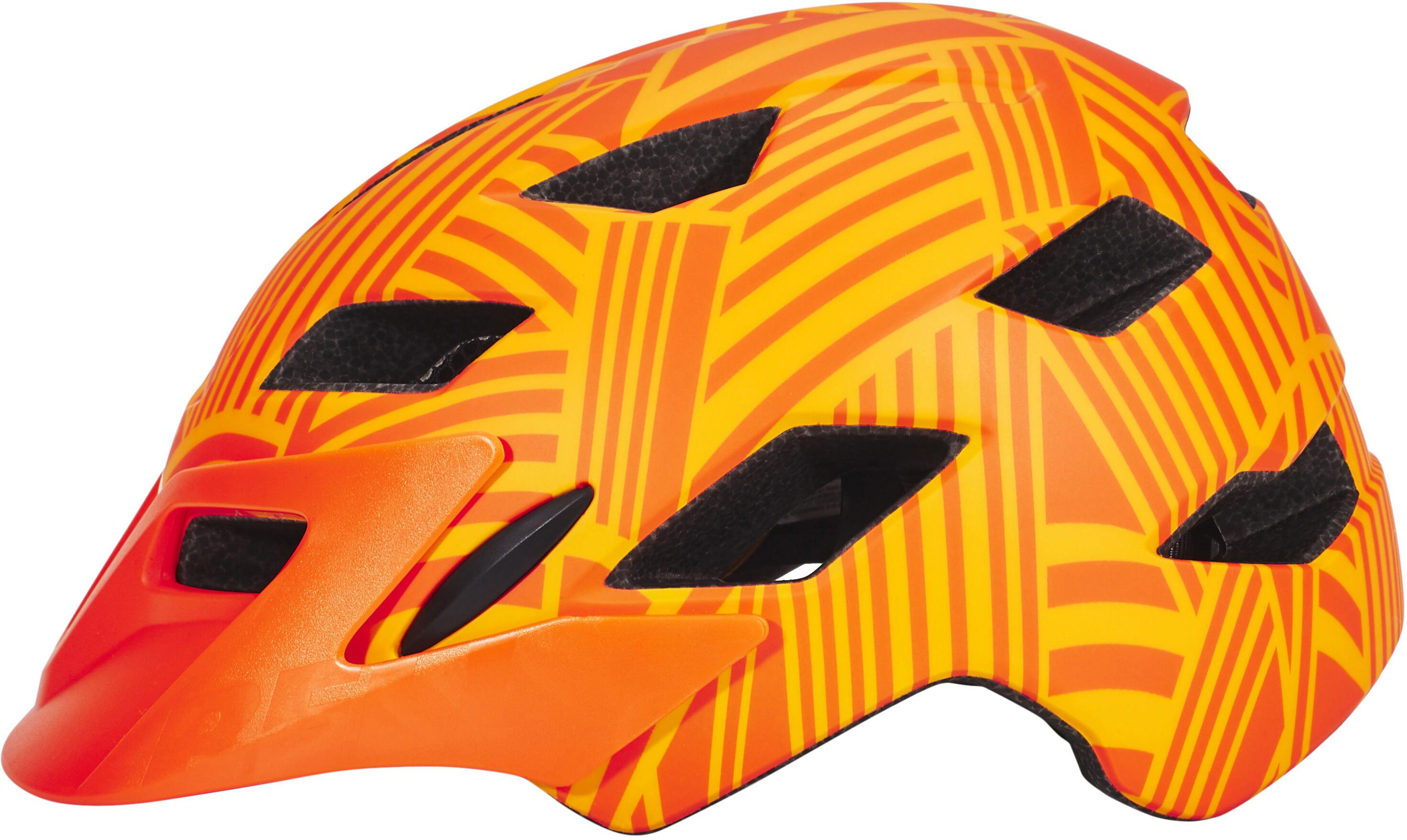 bell sidetrack helmet child matte tango org online bei. Black Bedroom Furniture Sets. Home Design Ideas
