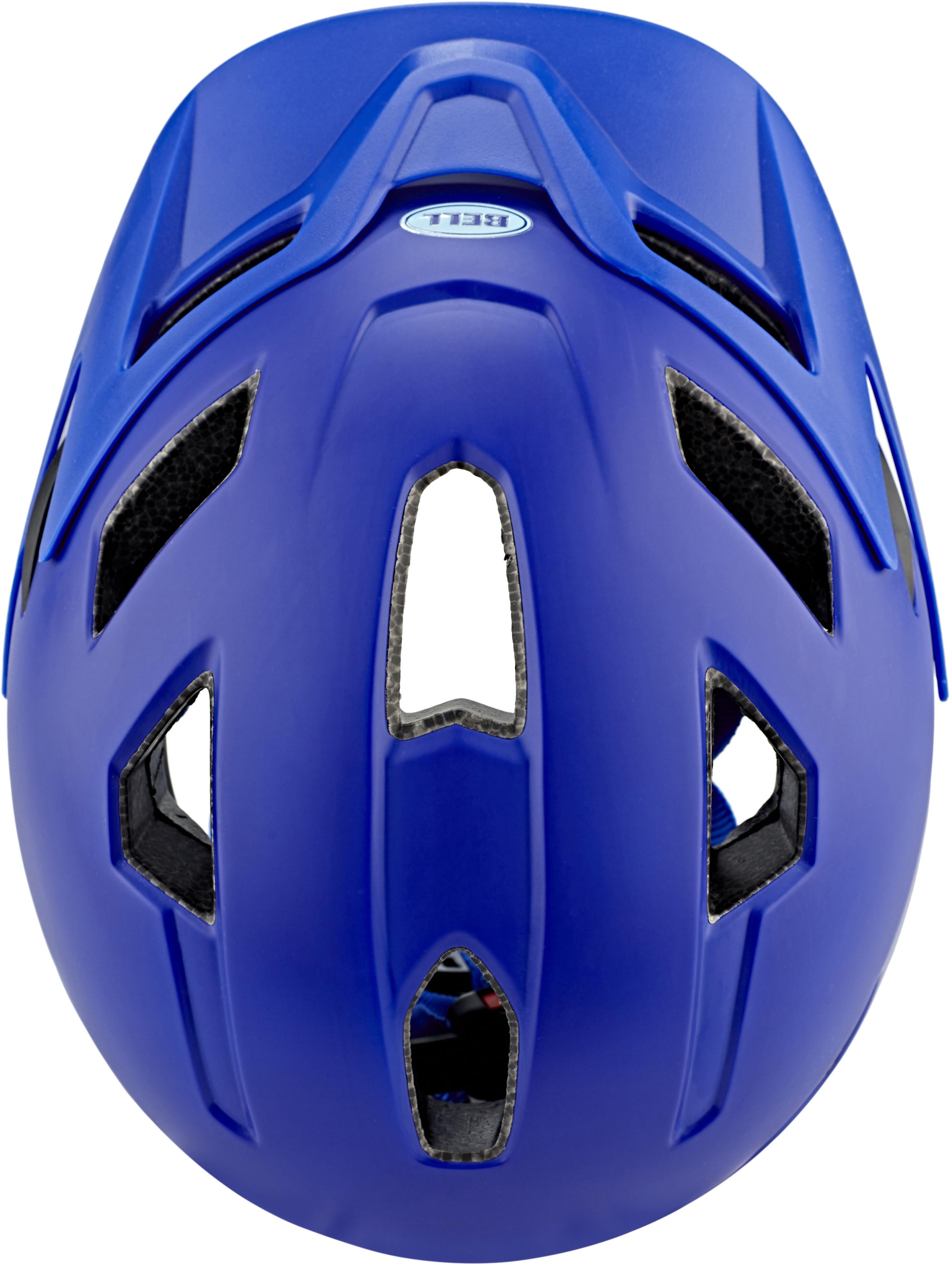 bell sidetrack helmet child pacific sky online bestellen. Black Bedroom Furniture Sets. Home Design Ideas