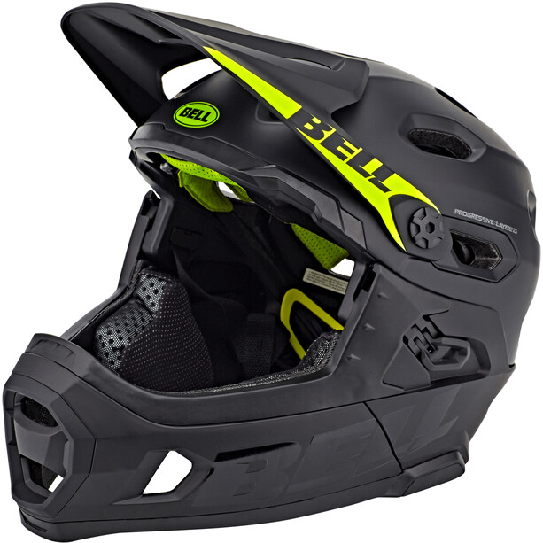 Bell Super DH MIPS Helm matte/gloss black