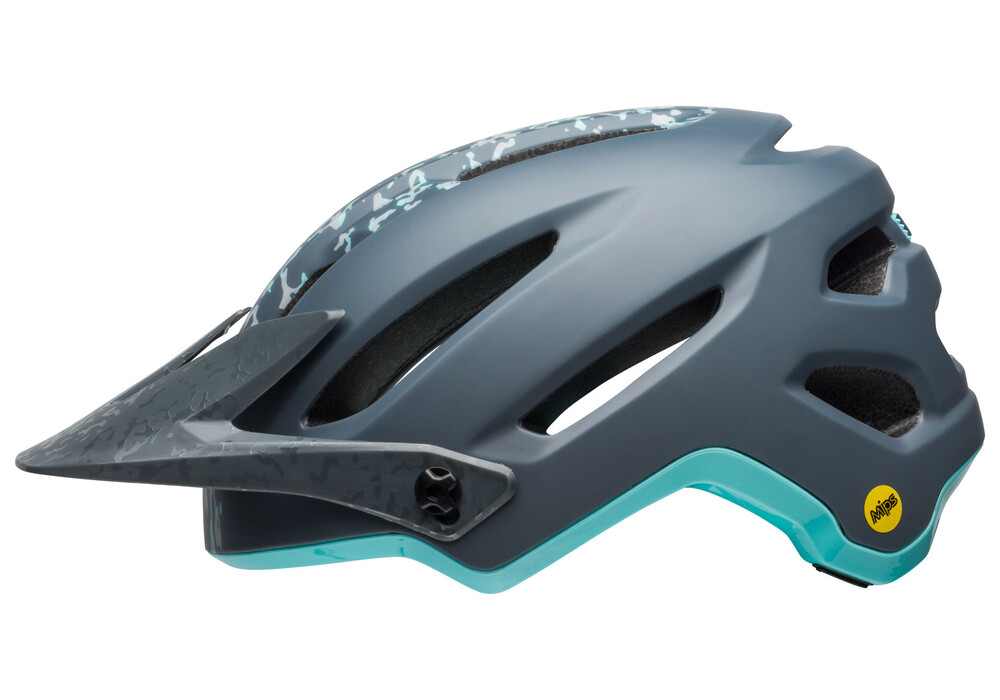 bell hela mips joyride mtb helmet lead stone online kaufen. Black Bedroom Furniture Sets. Home Design Ideas