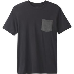 Prana Pocket T-Shirt Herren black black