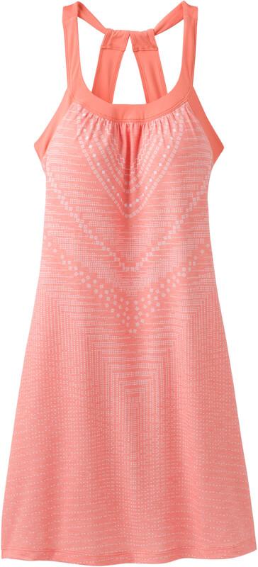 Cantine Dress Women Peach Synergy L 2018 Kleider