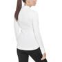 Craft Warm Rundhals Langarmshirt Damen white