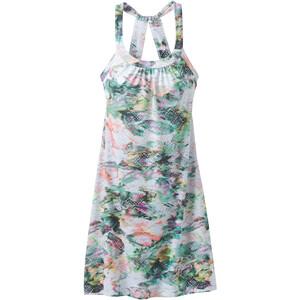Prana Cantine Dress Dam vit/flerfärgad vit/flerfärgad
