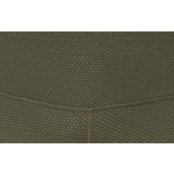 Prana Misty Capris Dam grön/oliv
