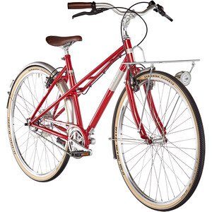 Ortler Bricktown Zehus, classic red classic red